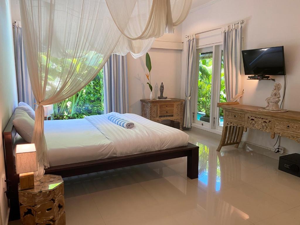 Villa Lily Seminyak,( 2BR) Review Fasilitas & Harga 2021