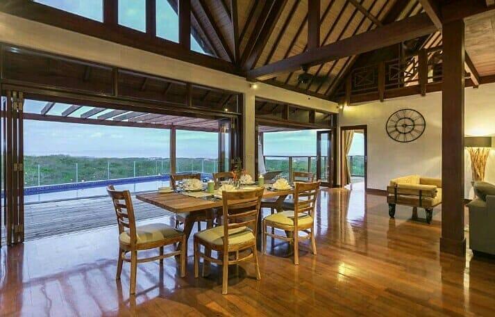 Villa SN 280 Nusa Dua Bali 4 Bedroom Fasilitas Mewah